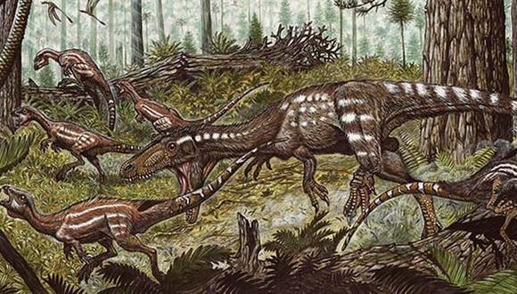 Descubren nueva especie de dinosaurio en Venezuela