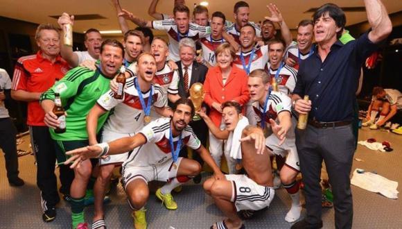 Ránking FIFA: selección alemana se mantiene en el primer lugar