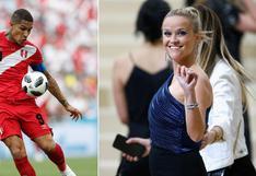 Rusia 2018: Reese Witherspoon también alentó a la selección nacional