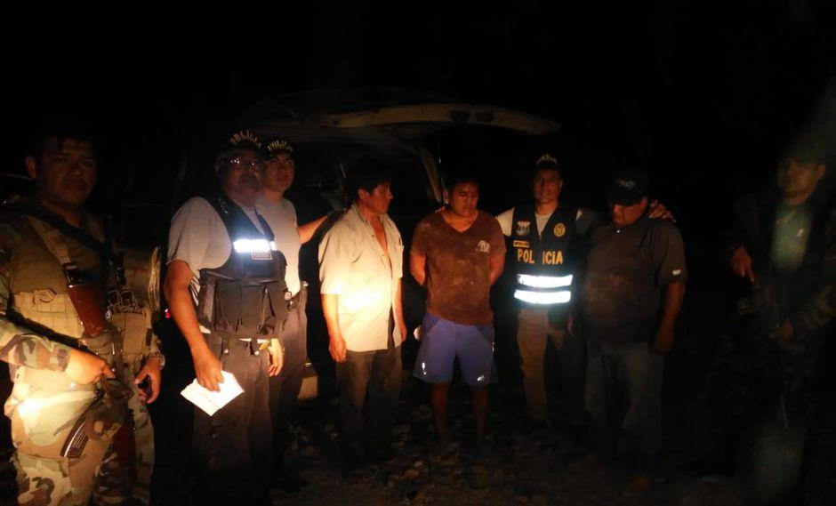 La PNP y el Ministerio Público intervinieron una zona destinada a la distribución de petróleo para la minería ilegal en Madre de Dios.