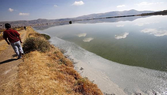 Esta APP tiene por objetivo darle solución al déficit de tratamiento de las aguas residuales en el lago Titicaca. (Foto: El Comercio)