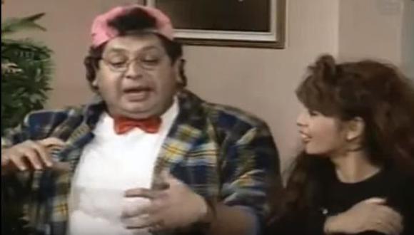 Ricky Tosso y sus recordadas interpretaciones en televisión