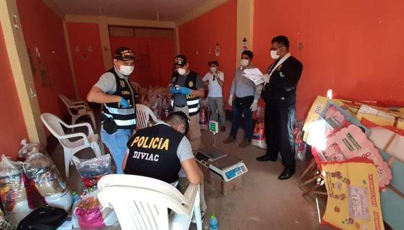 Unidad policial fue creada en el 2016, y desde entonces ha desplegado numeroso operativos con el fin de combatir la criminalidad organizada en distintas modalidades. (Foto: cortesía Diviac)