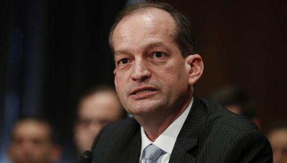 Senado de EE.UU. confirma al único latino del gabinete Trump
