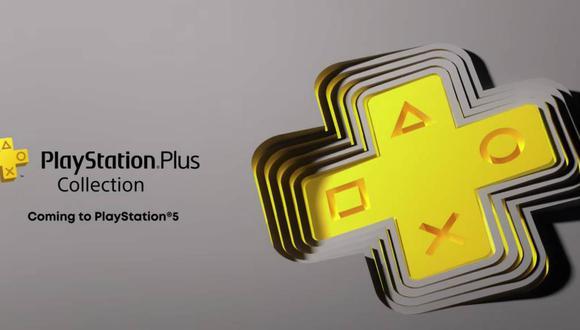 PlayStation Plus Collection. (Difusión)