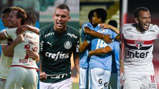 Sporting Cristal y Universitario de Deportes se alistan para el inicio de la Copa Libertadores