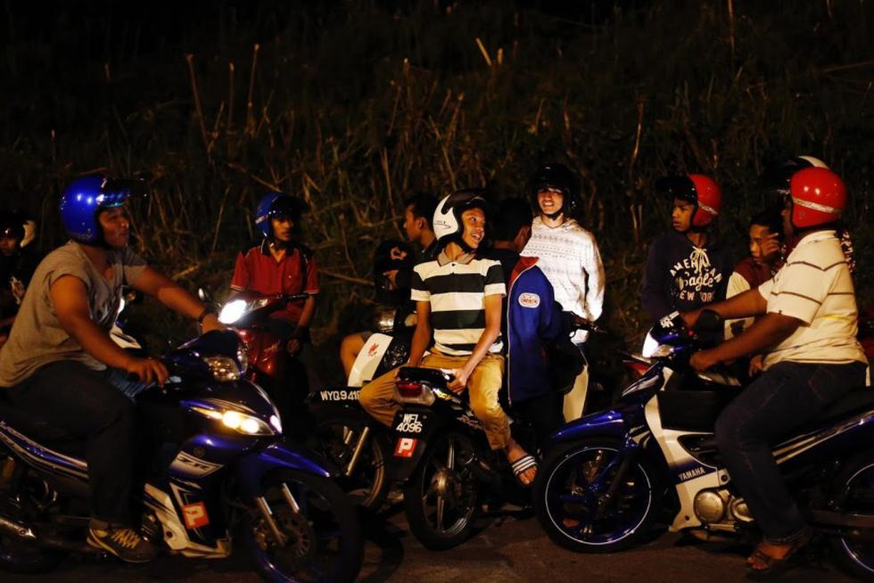 Malasia: Las temerarias carreras callejeras de Kuala Lumpur - 4