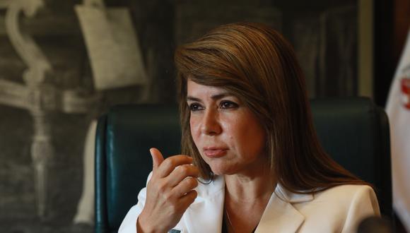 Elizabeth Hinostroza, exministra de Salud, asesorará a Carlos Morán en temas de coronavirus. (Foto: GEC)