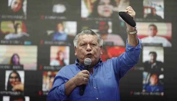 César Acuña se ha atribuido la caída del régimen de Alberto Fujimori.  (Foto: GEC)