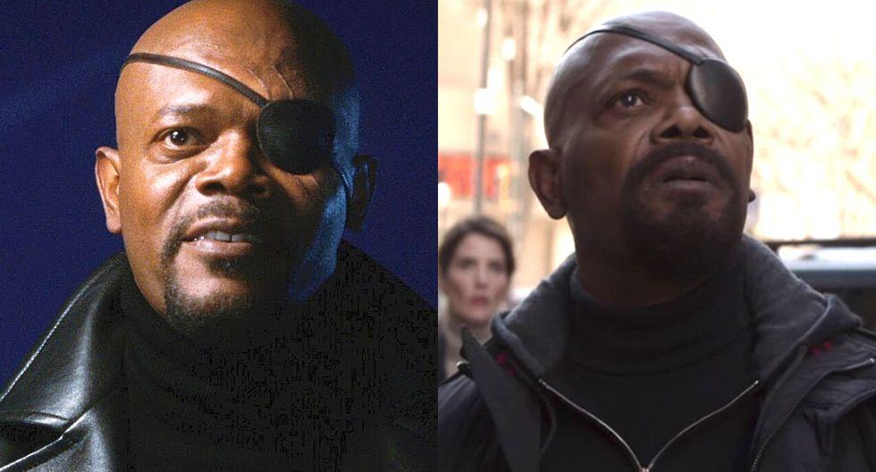 Avengers: Endgame, antes y después: los Vengadores originales y otros personajes de la Fase 3 del MCU (Foto: Marvel Studios)