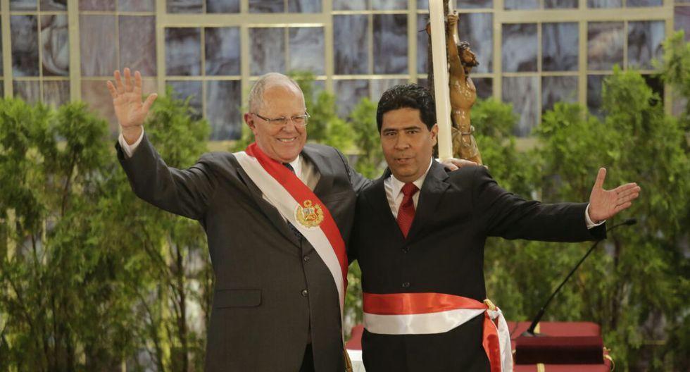 El fallecido Javier Barreda asumió el Ministerio de Trabajo durante la gestión de Pedro Pablo Kuczynski. (Foto: GEC)