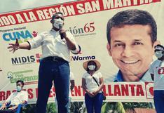 Ollanta Humala, la ruta electoral con la que expresidente intenta reducir su antivoto
