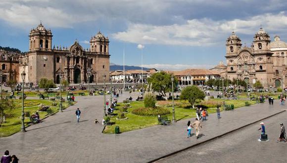 Las empresas turísticas operaban en Cusco. (Foto: GEC).
