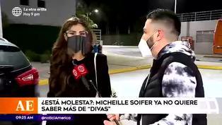 Michelle Soifer envía duros comentarios tras ser eliminada de 'Divas'