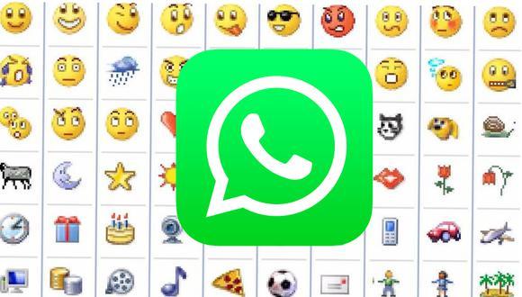 Así puedes obtener otra vez los clásicos emojis de MSN Messenger en WhatsApp. (Foto: Microsoft)