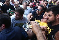 Así fue apuñalado Jair Bolsonaro, el candidato de la ultraderecha brasileña | VIDEOS