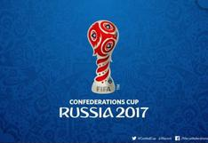 Copa Confederaciones 2017: tablas de posiciones y resultados de la última fecha