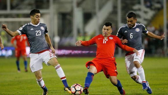 Chile y Paraguay se enfrentan esta noche por la fecha 4 del Grupo A de la Copa América.