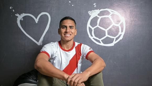 Gianfranco Chávez, en las últimas semanas, ha sido considerado como titular en la selección peruana Sub-23. (Foto: Fernando Sangama / GEC)