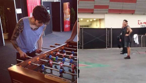 One Direction: lo que no se vio de la visita de la banda a Lima