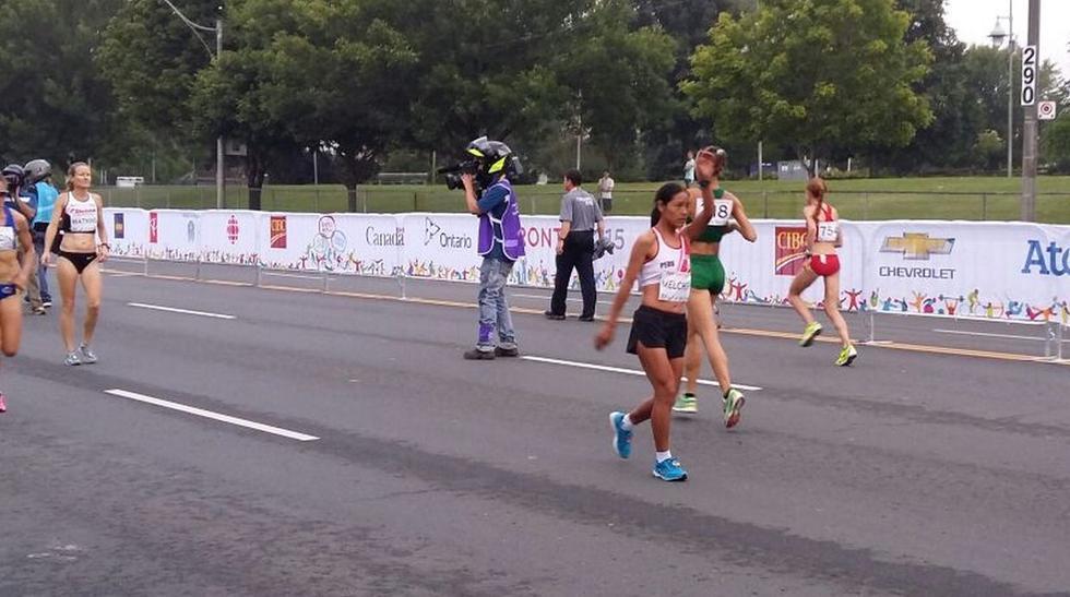 Toronto 2015: las imágenes de Melchor y Tejeda en la maratón - 12