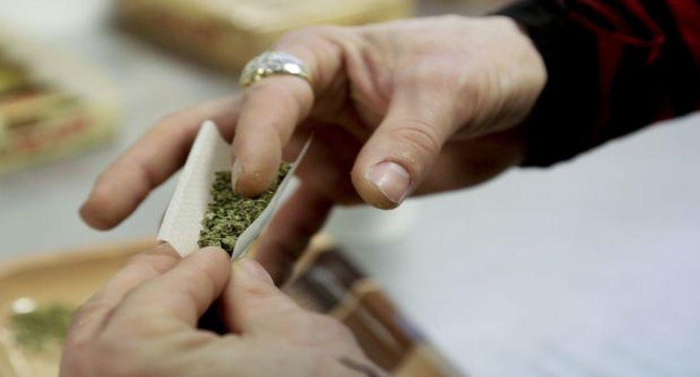 Casi un millón de peruanos ha consumido marihuana
