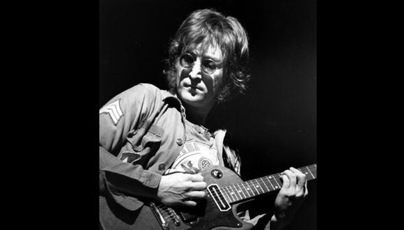 Guitarra de John Lennon es subastada por más de US$ 2 millones