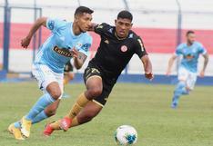 Sporting Cristal empató contra UTC y se aseguró su presencia en la definición por la Fase 2