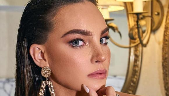 La actriz y cantante inició su carrera a los 11 años y desde ese momento, sus padres fueron sus representantes por 10 años (Foto: Instagram / Belinda)