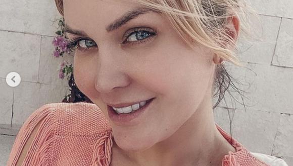 A causa de la enfermedad que padece desde mediados de 2020, la actriz perdió varios papeles (Foto: Verónica Montes / Instagram)