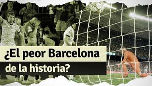 ¿El peor Barcelona de la historia? Azulgranas y un mal arranque en Champions