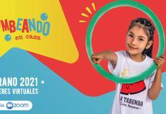La Tarumba para todos: estos son los cursos para niños y adolescentes disponibles este verano
