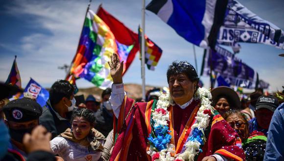 Quince años después de la nacionalización del gas y el petróleo, el modelo de hidrocarburos de Bolivia se encuentra en crisis, según especialistas bolivianos consultados por este diario.  (AFP / RONALDO SCHEMIDT).