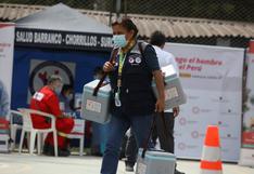 Vacuna contra el COVID-19: más de 671 mil peruanos ya fueron inmunizados contra el coronavirus