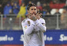 Real Madrid vs. Eibar: mira el gol de Sergio Ramos tras penal generado por Eden Hazard [VIDEO]