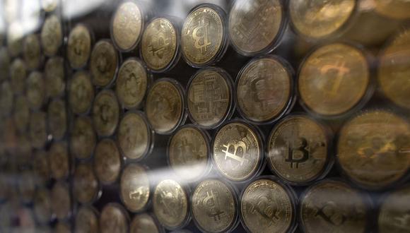 """Las criptomonedas """"interrumpen el orden económico y financiero normal"""", según el Banco Central de China. (Foto: EFE)"""