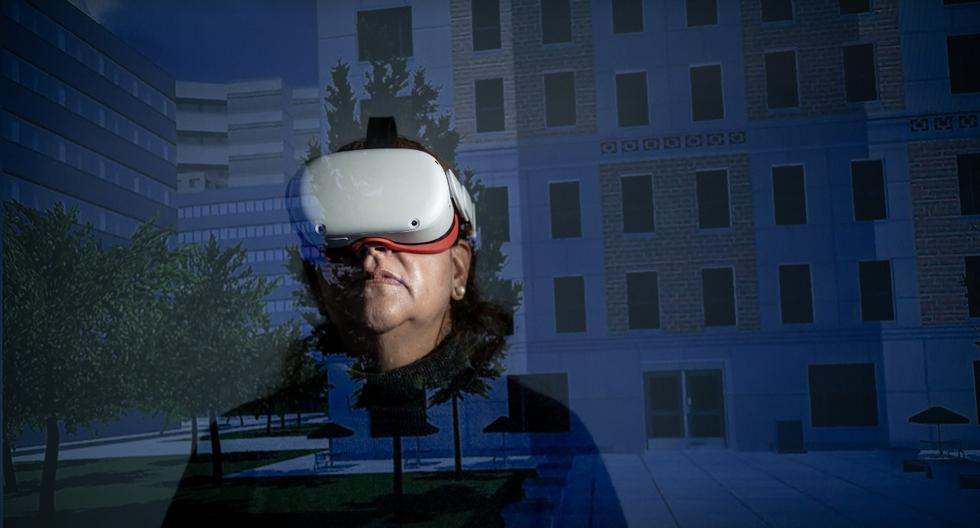 ESTÁ, PERO NO. Los programas de simulación en computadora que usa el Centro Psicoterapéutico Bienestar han sido elaborados con tecnología peruana. (Foto: Karen Zárate)
