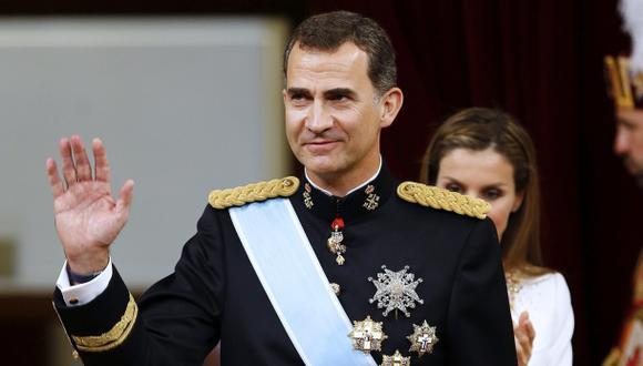 España: el rey Felipe VI se recortó el sueldo en 56.500 dólares