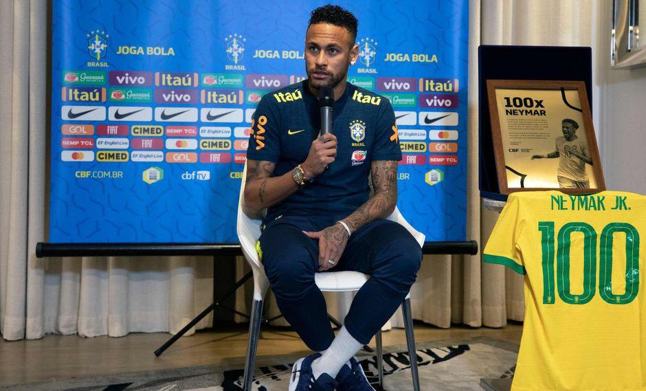 Neymar ganó los Juegos Olímpicos Río 2016 con la selección brasileña. (Foto: Reuters)