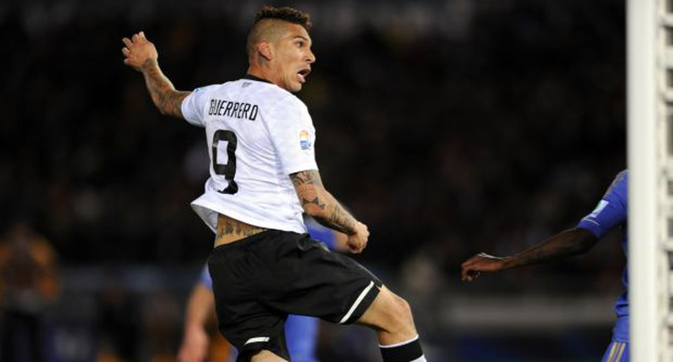 Guerrero respondió con ironía pregunta sobre agresión a árbitro