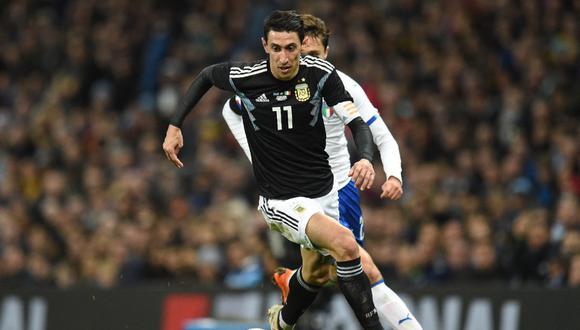 Último partido entre ambas selecciones fue el 2018. Triunfo argentino por 2-0. (Foto: Getty)