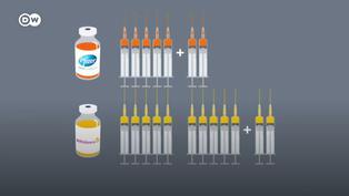 El ingenio de una enfermera permite obtener más vacunas contra la COVID-19