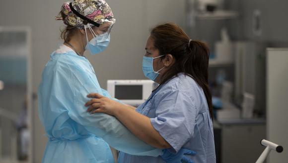 Coronavirus en España | Últimas noticias | Último minuto: reporte de infectados y muertos hoy, martes 11 de mayo del 2021. | Covid-19 | (Foto: PIERRE-PHILIPPE MARCOU / AFP).