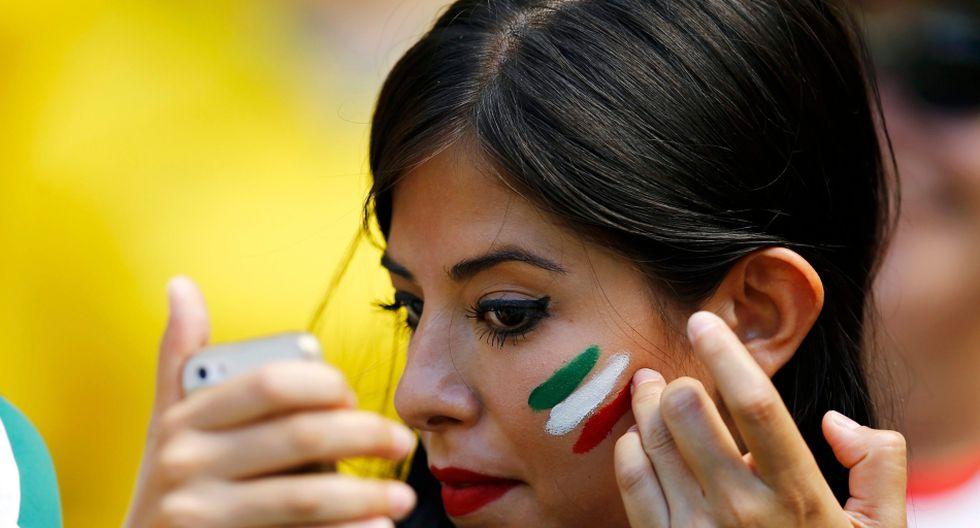 Holanda vs. México: belleza azteca y máscaras en el Castelao - 12