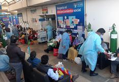 Coronavirus Perú: Huánuco se asfixia por falta de oxígeno y médicos