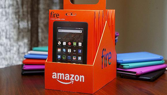 Amazon lanza tablet de US$49,9 para atraer a más clientes