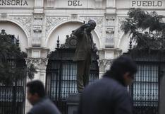 Defensoría del Pueblo rechazó propuesta legislativa para retirar al Perú del Pacto de San José