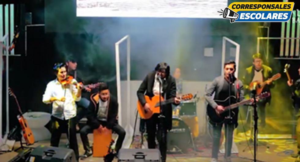 Video Musical Agrupación Licha y Bajo Cero.