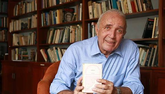 """Guido Lombardi: """"Sí hay libros que facilitan la estupidez"""""""