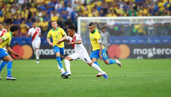 Revise las mejores cuotas de las casas de apuestas para el partido Perú vs Brasil por la Copa América 2021. (Foto: Francisco Neyra / GEC)
